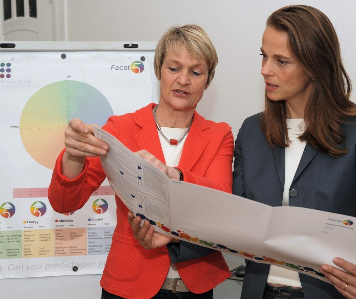 Facet5 Akkreditierung & Training mit Dr. Christine von der Heide und Viola Naust-Schulz
